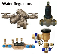 Water Regulators